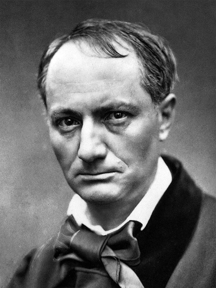 Baudelaire Quotes: Poems and Flowers of Evil