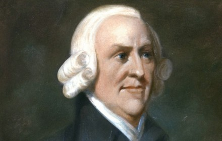 Adam Smith As a moral philosopher