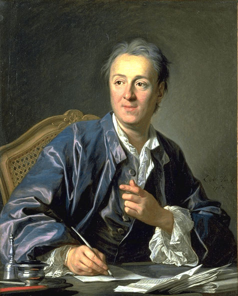 Denis Diderot, french encyclopdist