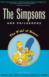 The philosophy of The Simpsons
