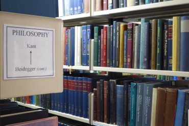 Philosophy library